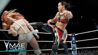 Shayna Baszler Talks Switching From MMA to Pro Wrestling