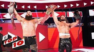 WWE Raw 8/19 Viewership Dips Against NFL Pre-Season Game, Braun Strowman A Hit On YouTube