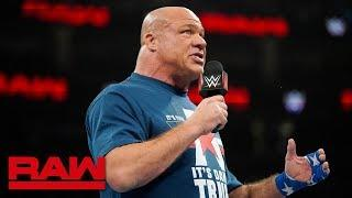 WWE Pulls Kurt Angle From WrestleCade Due To Alleged Associations With AEW