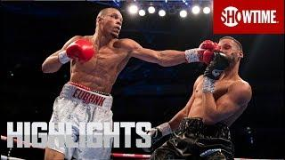 Chris Eubank Jr. Outpoints James DeGale In British Grudge Match