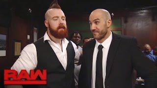 Sheamus And Cesaro: 'We Literally Kicked The Sh-t Out Of Each Other'