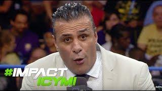 GFW Impact Fight-Size Update: All The Highlights From Last Night; Alberto Joins LAX?, More