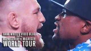 Dana White's Video Blog | MAY/MAC WORLD TOUR | Ep. 2