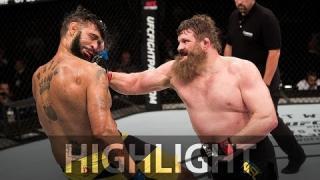 WATCH: Roy Nelson vs. Bigfoot Silva Highlights