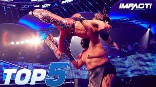Impact Wrestling 8/16 Viewership Goes Up From Record Low