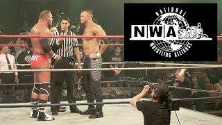 VIDEO: NWA Ten Pounds Of Gold, Episode 6