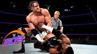 Cedric Alexander and Buddy Murphy go head to head in this week's 205 Live main event.