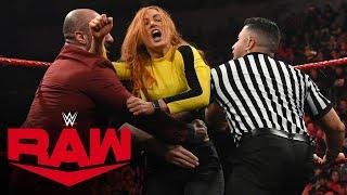 WWE Raw 3/2/20 Results: Two Title Matches, The Riott Squad Collides & Randy Orton Strikes Again