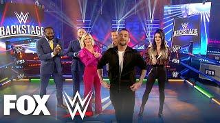 Full Coverage: CM Punk Returns To WWE Backstage, King Corbin Joins The Show