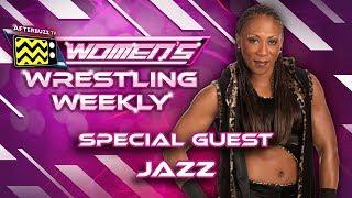 NWA Women's Champion Jazz: I'm Not Going Out Like A Bitch