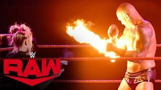 TAELER: Alexa Bliss Trending After RAW Fireball Spot