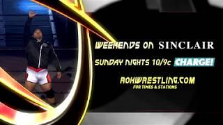 Ring of Honor Wrestling Television Results for 10/19/18 Episode 370 Two Huge Championship Matches