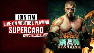 PWU Gaming / Q&A: WWE SuperCard's New Last Man Standing Mode