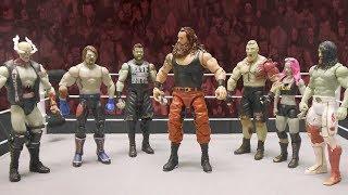 WWE And Mattel Tout Action Figure Success