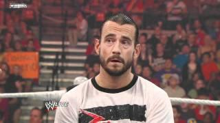CM Punk Says He Doesn't Miss Wrestling, Claims WWE Sends Lawyers After Him