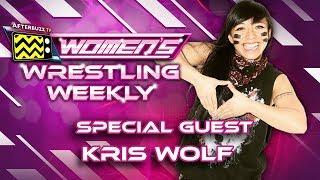Kris Wolf Says Training With Io Shirai Is As Intense As It Seems