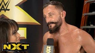 The NXT Report Card (7/12/17): Manly Man Charm