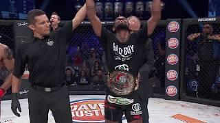 Darrion Caldwell Retains Championship At Bellator 204