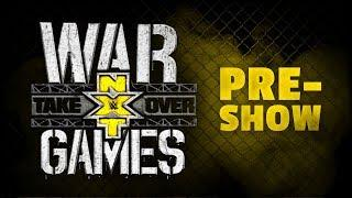 LIVE: NXT Takeover: WarGames Pre-Show Stream