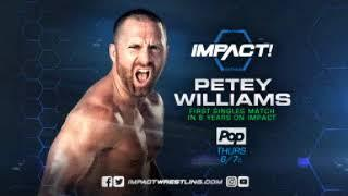 Petey Williams Says WWE Has Never Contacted Him