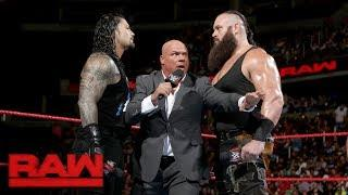 Huge Match, Segment Set For Next Week's Raw