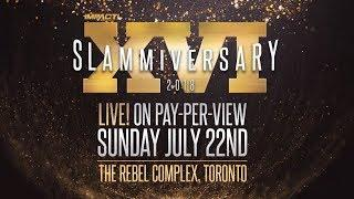 Date And Location Revealed For IMPACT Wrestling's 'Slammiversary XVI' Event