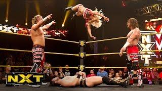Alexa Bliss felt the pressure to perform after she turned heel and joined Blake and Murphy in NXT