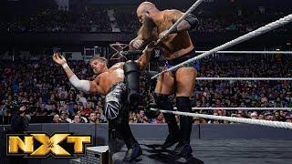 War Raiders and The Mighty go back and forth in this week's NXT TV main event.