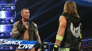 AJ Styles vs. Randy Orton Official For WWE WrestleMania 35, Updated Card