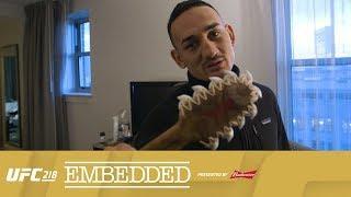 UFC 218 Embedded: Vlog Series - Episode 3