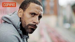 Rio Ferdinand Aims For The Ring