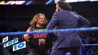 Smackdown Viewership Down, Lowest Since Mid-June