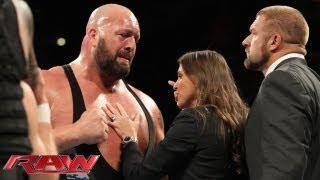Big Show: Triple H Is So Jacked That It Hurts To Chop Him