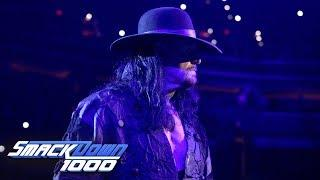 SmackDown 1000 Crowd Boos The Undertaker Mentioning WWE Crown Jewel