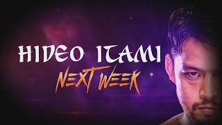 Hideo Itami To Debut On 205 Live Next Week