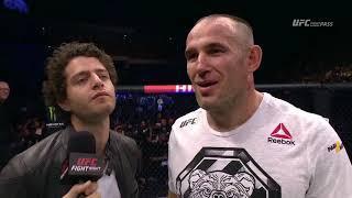 Report: Aleksei Oleinik Faces Walt Harris At UFC Fight Night Ottawa