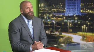 Triple H Explains 'Global Localization' And Creating 'NXT Style Brands' Around The World