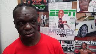 Jeff Mayweather Says Floyd Mayweather May Whoop CM Punk's Ass