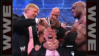 'He's Not A Racist': Lashley Has Good Memories Of Working With Trump At WrestleMania
