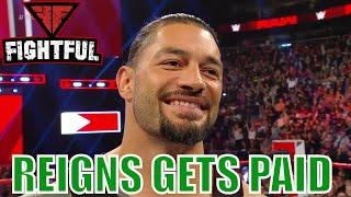 WWE Confirms That Roman Reigns Has Signed A New Multi-Year Contract
