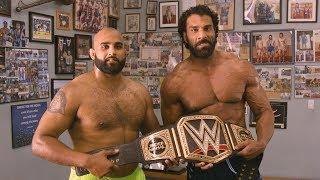 Jinder Mahal To Walk UFC Fighter To The Cage At UFC 215 (UPDATE: Not Really, Though)