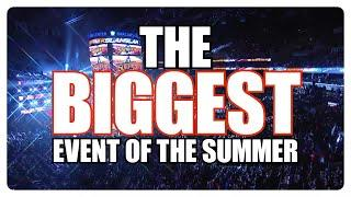 WWE Releases A List Of Events Centered Around SummerSlam Week