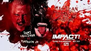 Impact Announces September TV Tapings In Mexico