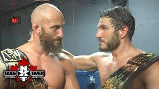 Johnny Gargano and Tommaso Ciampa were thrown together as a tag team in NXT but enjoyed huge success