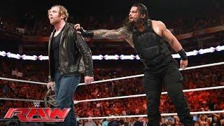 Roman Reigns: Dean Ambrose And I Haven't Had Much Time To Talk About Him Leaving WWE