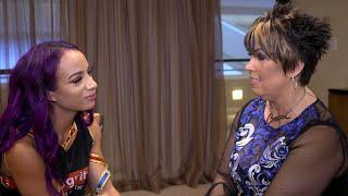 Sasha Banks And Vickie Guerrero's Emotional Royal Rumble Weekend Conversation