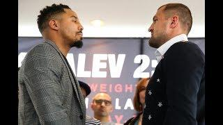 LIVE: Ward vs. Kovalev 2 Final Press Conference