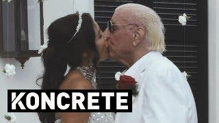 Ric Flair And Wendy Barlow's Commitment Ceremony Documentary