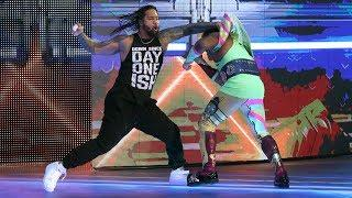 Fight-Size Wrestling Update: Up Close Usos Beatdown, Slo-Mo Shield 0.66, IMPACT Tonight, Jeff Hardy's Tattoos, More