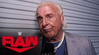 Ric Flair Tweets That He Will Be At 8/10 WWE Raw